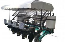 Разсадопосадачна полуавтоматична машина MONO